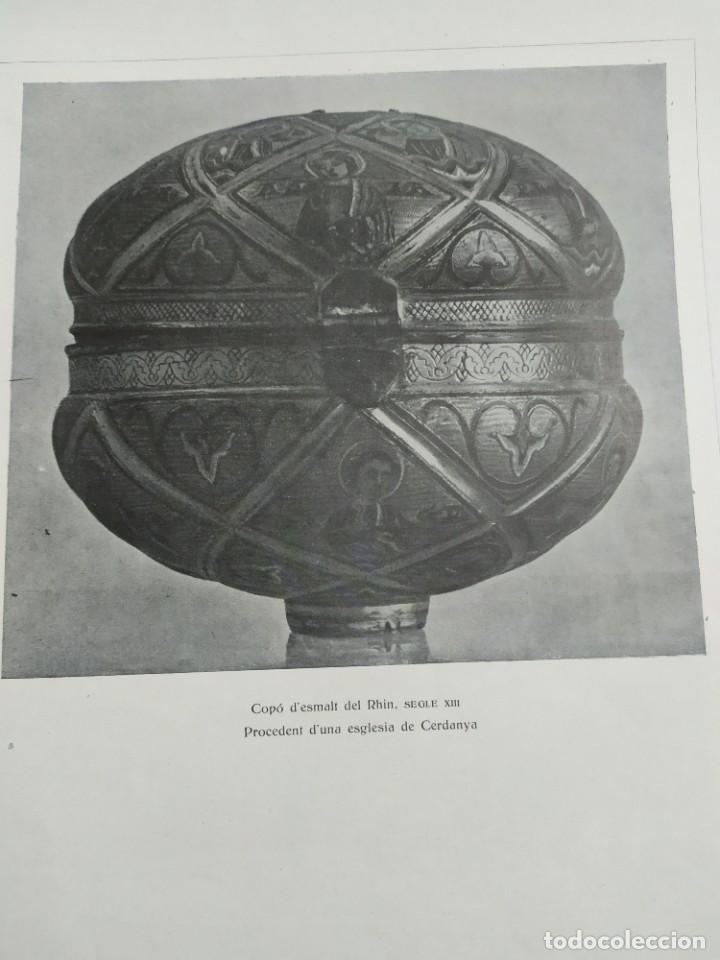 Libros antiguos: 1919. Adquisiciones del Museo de arte y arqueología de Barcelona en 1908. - Foto 4 - 209291740