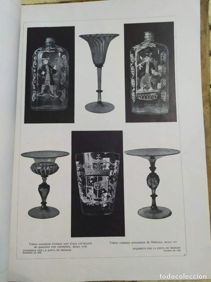 Libros antiguos: 1919. Adquisiciones del Museo de arte y arqueología de Barcelona en 1908. - Foto 5 - 209291740