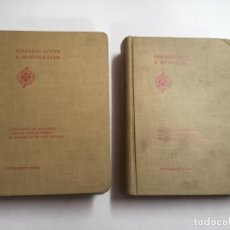 Libros antiguos: CATALOGUUE OF PAINTINGS 19TH AND 20TH CENT. 2 VOLS. 1932 NEW YORK. PRINTED BY ORDER OF THE TRUSTEES. Lote 211964602