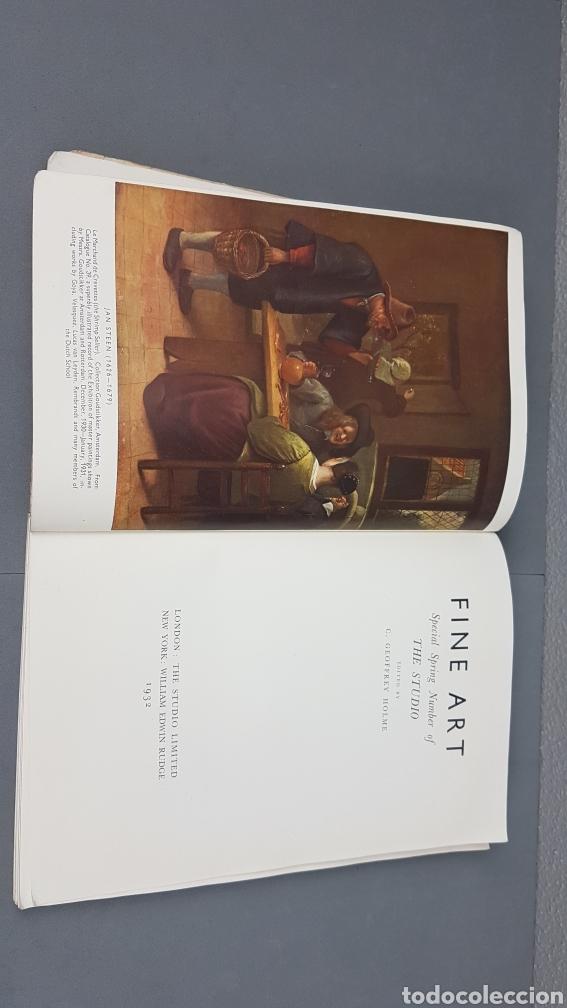 Libros antiguos: FINE ART. THE STUDIO. AÑO 1932. EDITADO POR C. GEOFFREY HOLME. 150 ILUSTRACIONES. - Foto 3 - 212200630