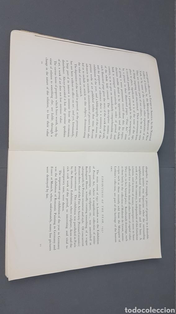 Libros antiguos: FINE ART. THE STUDIO. AÑO 1932. EDITADO POR C. GEOFFREY HOLME. 150 ILUSTRACIONES. - Foto 7 - 212200630