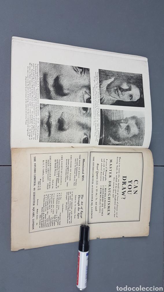 Libros antiguos: FINE ART. THE STUDIO. AÑO 1932. EDITADO POR C. GEOFFREY HOLME. 150 ILUSTRACIONES. - Foto 16 - 212200630
