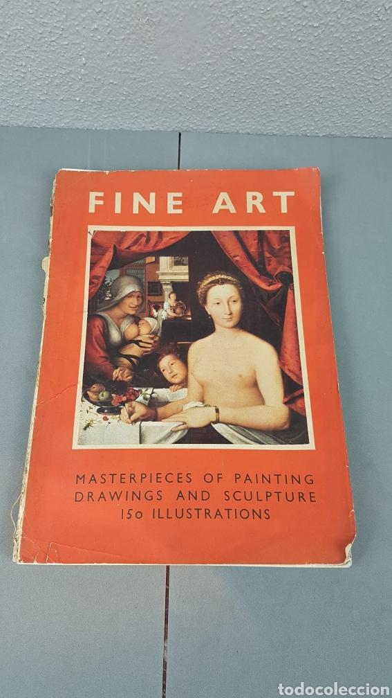 FINE ART. THE STUDIO. AÑO 1932. EDITADO POR C. GEOFFREY HOLME. 150 ILUSTRACIONES. (Libros Antiguos, Raros y Curiosos - Bellas artes, ocio y coleccion - Pintura)