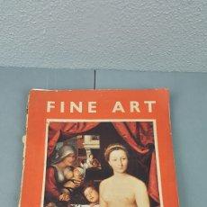 Libros antiguos: FINE ART. THE STUDIO. AÑO 1932. EDITADO POR C. GEOFFREY HOLME. 150 ILUSTRACIONES.. Lote 212200630