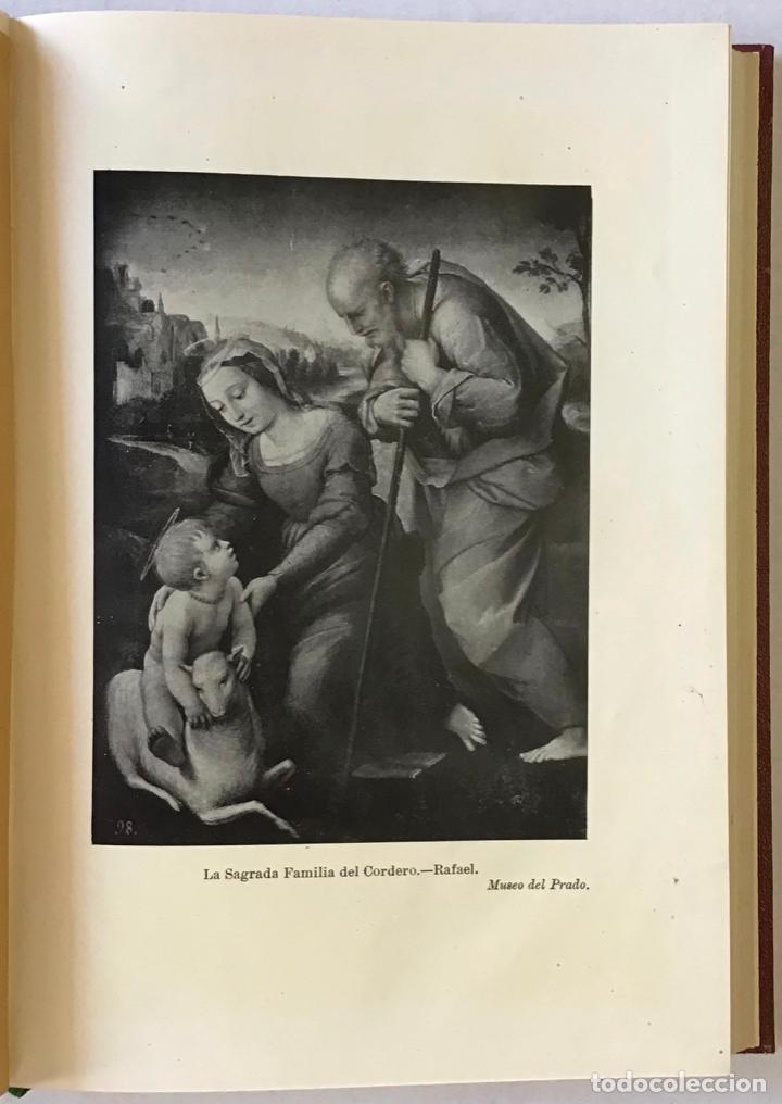 Libros antiguos: LA PINTURA. estudio del cuadro para educar la visión y el sentido estético. - NOGALES Y MARQUEZ DEL - Foto 5 - 123223406