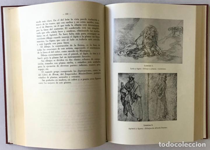 Libros antiguos: LA PINTURA. estudio del cuadro para educar la visión y el sentido estético. - NOGALES Y MARQUEZ DEL - Foto 6 - 123223406