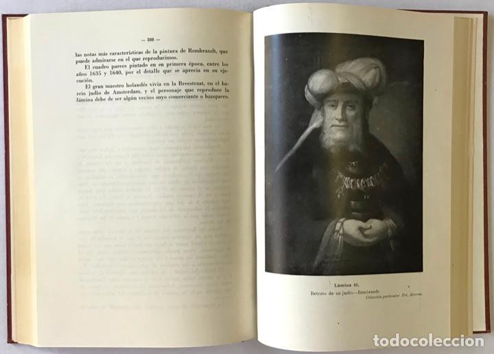 Libros antiguos: LA PINTURA. estudio del cuadro para educar la visión y el sentido estético. - NOGALES Y MARQUEZ DEL - Foto 7 - 123223406