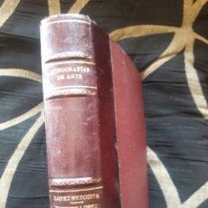 Libros antiguos: LIBRO CON MONOGRÁFICAS, DE JOSÉ MARIA LÓPEZ MEZQUITA, ENRIQUE CASANOVAS Y VICENTE LÓPEZ. Lote 214270238