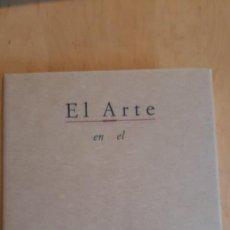 Libros antiguos: EL ARTE EN EL SENADO. VARIOS AUTORES.. Lote 215195430