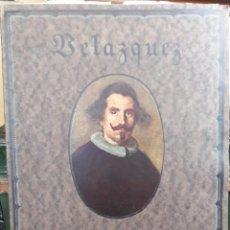 Libros antiguos: BELAZQUEZ UCHT FARBIGE MIEDERGABEN FEINER VELAZQUEZ. Lote 216008212