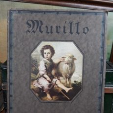 Libros antiguos: MURILLO GEBN FARBIGE MIEDERGABEN FEINER. Lote 216008273