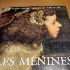 Libros antiguos: LES MENINES. Lote 217224205