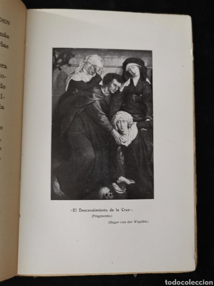 Libros antiguos: Roger van der Wayden en el Museo del Prado - Álvarez Cabanas - Foto 4 - 218603047