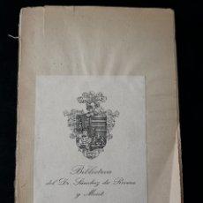 Libros antiguos: ROGER VAN DER WAYDEN EN EL MUSEO DEL PRADO - ÁLVAREZ CABANAS. Lote 218603047