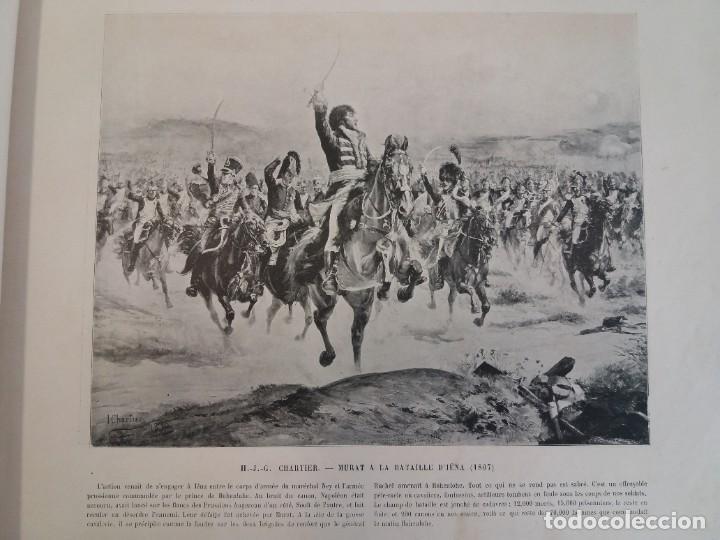 Libros antiguos: MARAVILLOSO ALBUM LE PANORAMA SALON PRECIOSOS CUADROS MAS DE 120 AÑOS GRAN FORMATO - Foto 5 - 220274280