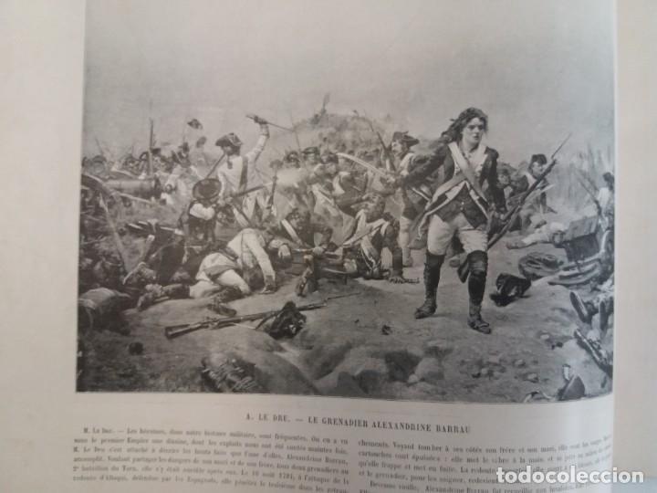 Libros antiguos: MARAVILLOSO ALBUM LE PANORAMA SALON PRECIOSOS CUADROS MAS DE 120 AÑOS GRAN FORMATO - Foto 16 - 220274280