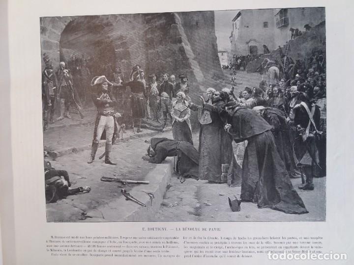 Libros antiguos: MARAVILLOSO ALBUM LE PANORAMA SALON PRECIOSOS CUADROS MAS DE 120 AÑOS GRAN FORMATO - Foto 19 - 220274280