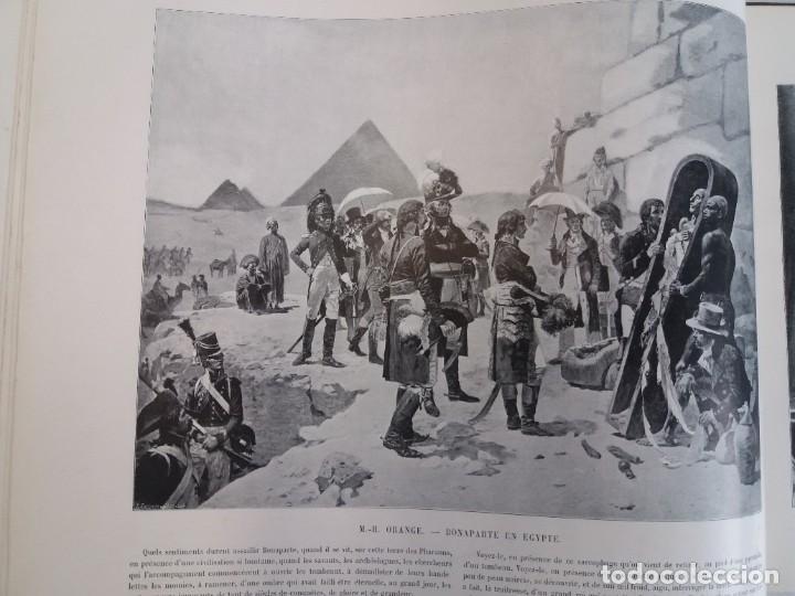 Libros antiguos: MARAVILLOSO ALBUM LE PANORAMA SALON PRECIOSOS CUADROS MAS DE 120 AÑOS GRAN FORMATO - Foto 42 - 220274280