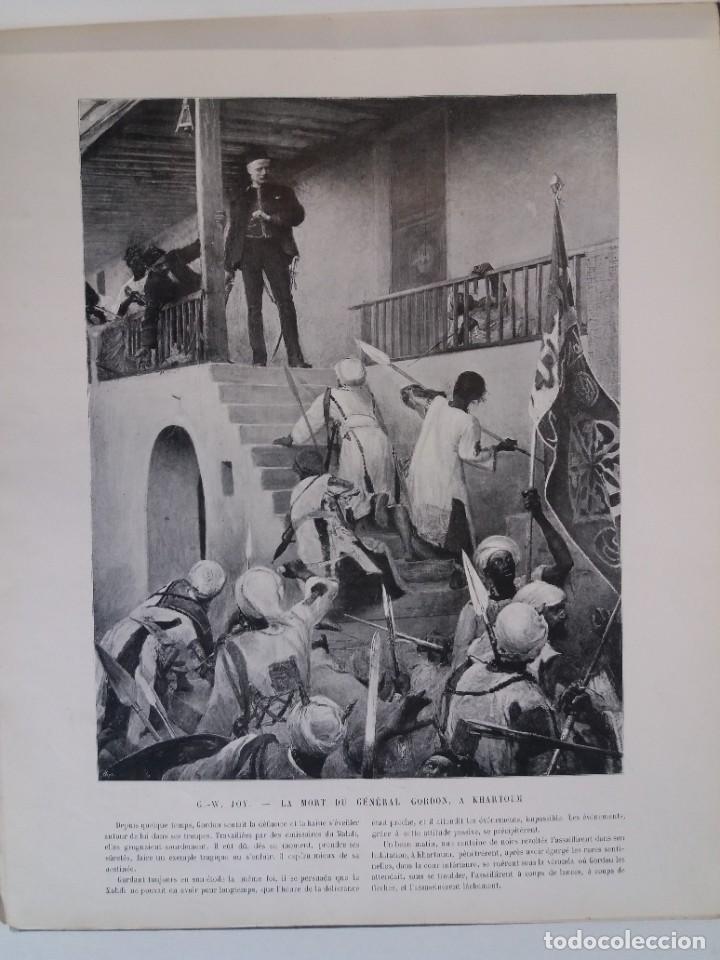 Libros antiguos: MARAVILLOSO ALBUM LE PANORAMA SALON PRECIOSOS CUADROS MAS DE 120 AÑOS GRAN FORMATO - Foto 43 - 220274280
