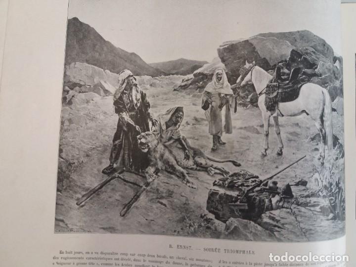 Libros antiguos: MARAVILLOSO ALBUM LE PANORAMA SALON PRECIOSOS CUADROS MAS DE 120 AÑOS GRAN FORMATO - Foto 60 - 220274280