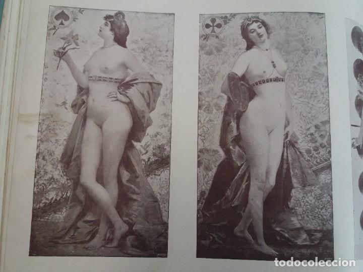 Libros antiguos: MARAVILLOSO ALBUM LE PANORAMA SALON PRECIOSOS CUADROS MAS DE 120 AÑOS GRAN FORMATO - Foto 72 - 220274280