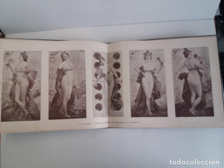Libros antiguos: MARAVILLOSO ALBUM LE PANORAMA SALON PRECIOSOS CUADROS MAS DE 120 AÑOS GRAN FORMATO - Foto 89 - 220274280