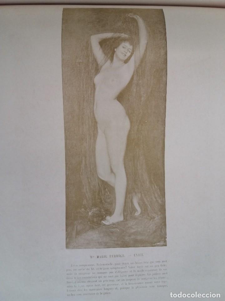 Libros antiguos: MARAVILLOSO ALBUM LE PANORAMA SALON PRECIOSOS CUADROS MAS DE 120 AÑOS GRAN FORMATO - Foto 114 - 220274280