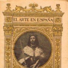 Libros antiguos: ARTE EN ESPAÑA, MUSEO DE LA CATEDRAL DE SEVILLA, 48 ILUSTRACIONES DE THOMAS Y TEXTO DE ANGEL DOTOR. Lote 220417337
