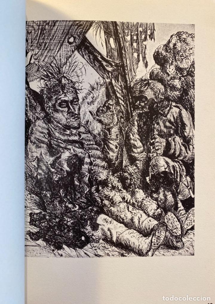 Libros antiguos: Otto Dix. Der Krieg. 24 Offsetdrucke nach Originalen aus dem Radierwerk von Otto Dix - Foto 2 - 220447291