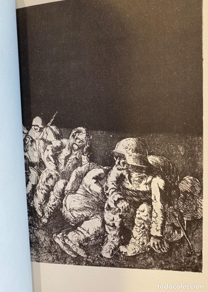 Libros antiguos: Otto Dix. Der Krieg. 24 Offsetdrucke nach Originalen aus dem Radierwerk von Otto Dix - Foto 4 - 220447291