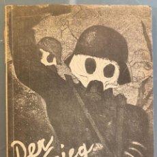 Libros antiguos: OTTO DIX. DER KRIEG. 24 OFFSETDRUCKE NACH ORIGINALEN AUS DEM RADIERWERK VON OTTO DIX. Lote 220447291