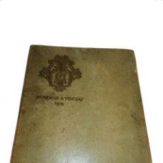 Libros antiguos: HOMENAJE A VILLEGAS. TIPOGRÁFICO DE BLASS Y CÍA. COLECCIÓN DE LÁMINAS. FOTOTIPIAS CASA HAUSER Y MENE. Lote 220605927
