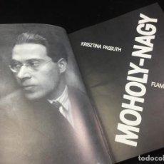 Libros antiguos: MOHOLY NAGY - KRISTINA PASSUTH - ÉDITIONS FLAMMARION. 1984 BAUHAUS. FRANCÉS.. Lote 221527165