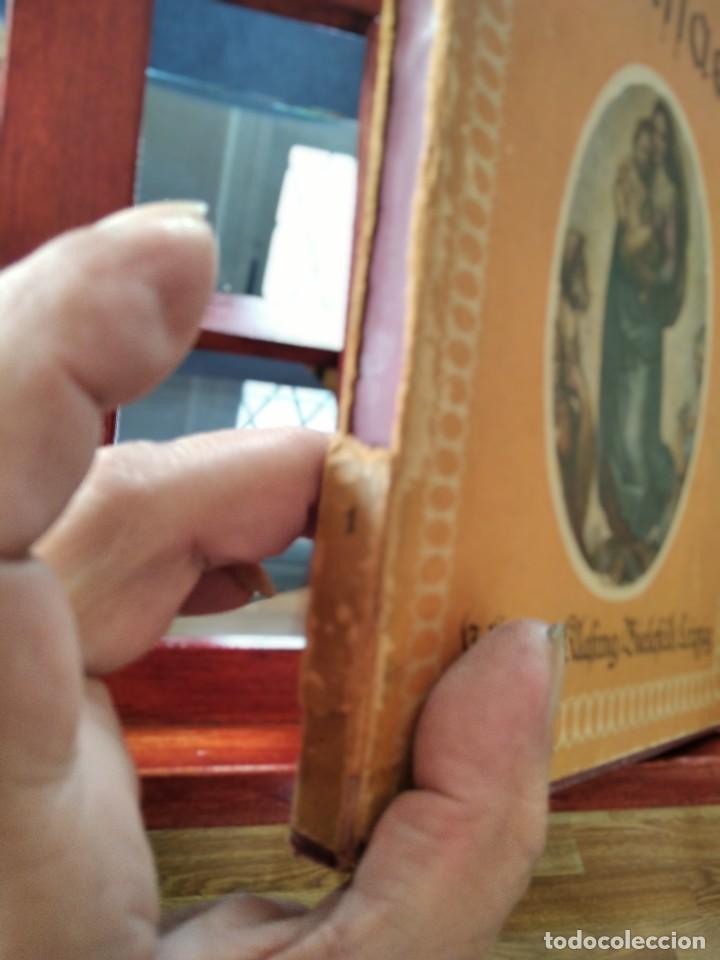 Libros antiguos: RAFFAEL VON KNACKFUB-KUNFTLER MONOGRAPHIEN-EJEMPLAR Nº1 DE LA COLECCION--LEIPZIG-1924 - Foto 5 - 221827520