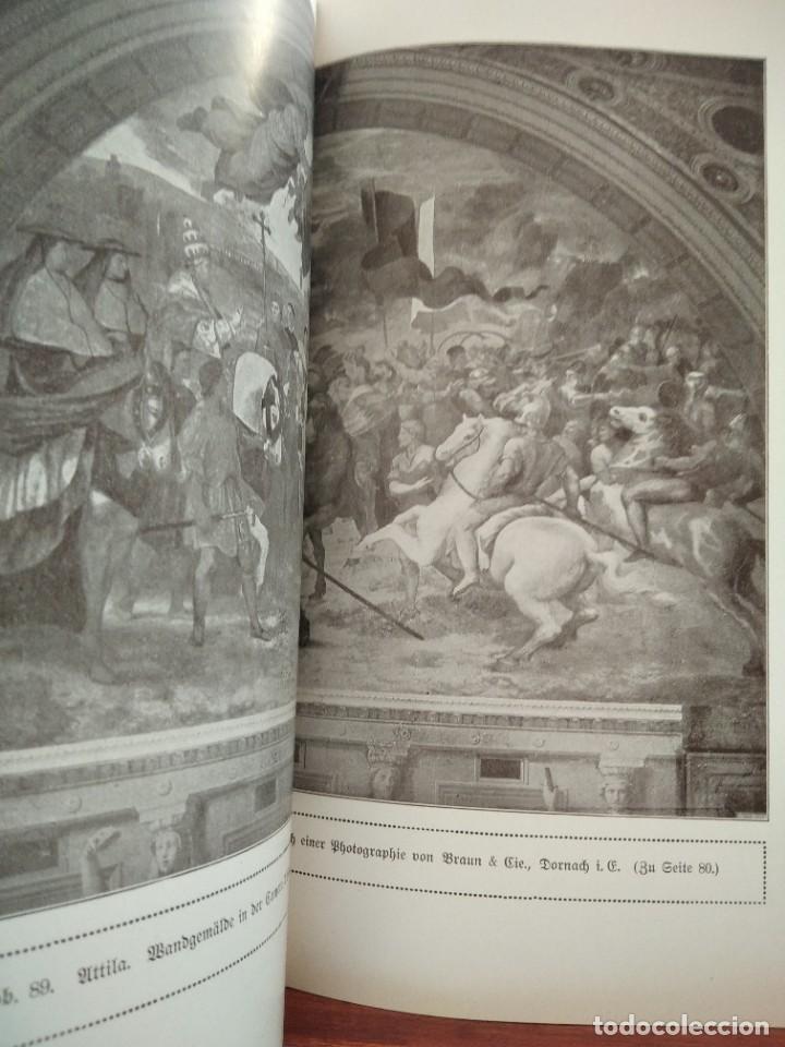 Libros antiguos: RAFFAEL VON KNACKFUB-KUNFTLER MONOGRAPHIEN-EJEMPLAR Nº1 DE LA COLECCION--LEIPZIG-1924 - Foto 13 - 221827520