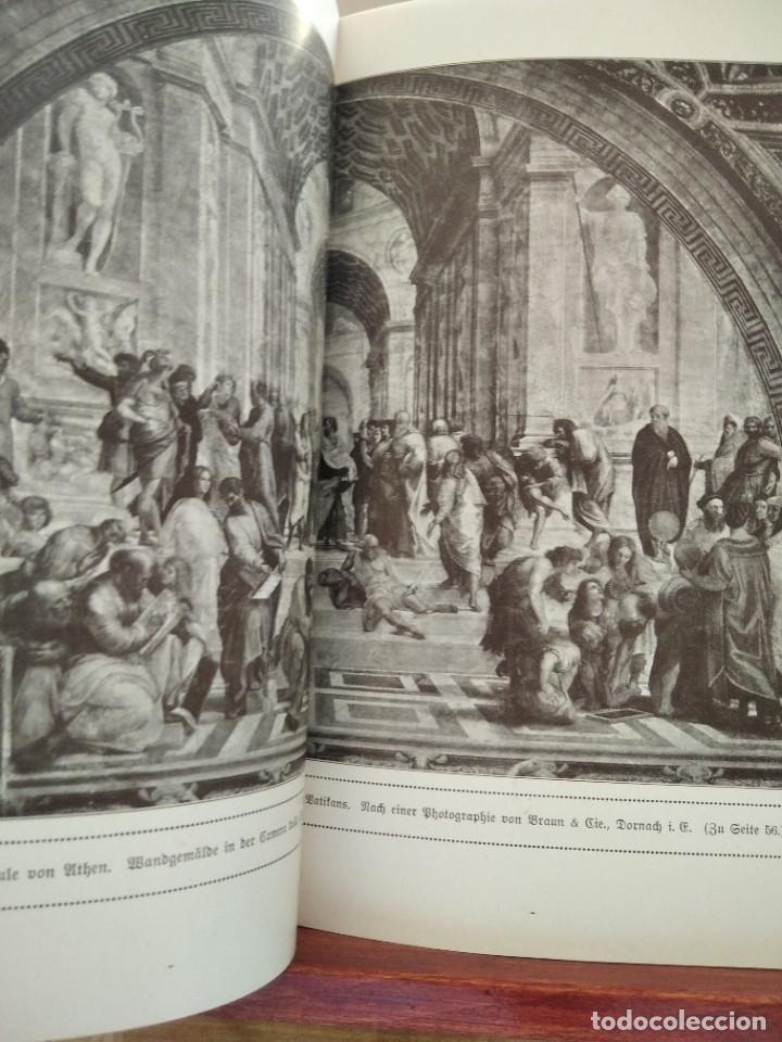 Libros antiguos: RAFFAEL VON KNACKFUB-KUNFTLER MONOGRAPHIEN-EJEMPLAR Nº1 DE LA COLECCION--LEIPZIG-1924 - Foto 20 - 221827520