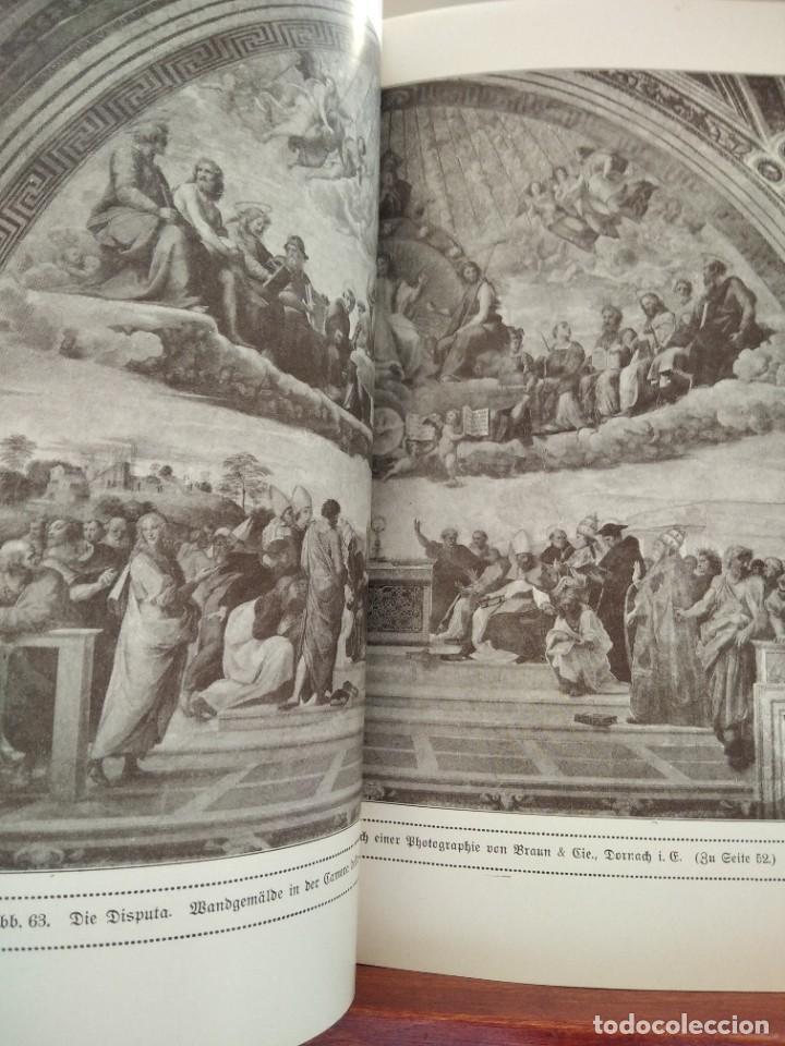 Libros antiguos: RAFFAEL VON KNACKFUB-KUNFTLER MONOGRAPHIEN-EJEMPLAR Nº1 DE LA COLECCION--LEIPZIG-1924 - Foto 21 - 221827520