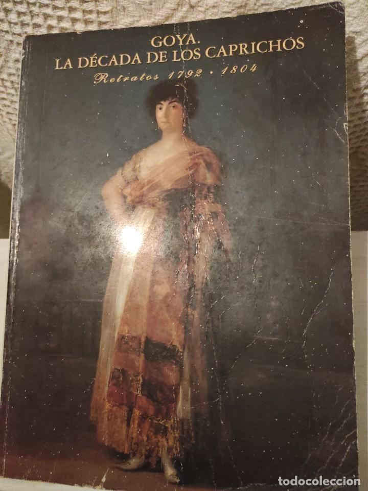 GOYA. CAPRICHOS (Libros Antiguos, Raros y Curiosos - Bellas artes, ocio y coleccion - Pintura)