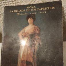 Libros antiguos: GOYA. CAPRICHOS. Lote 222154877
