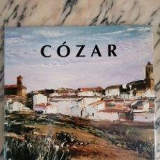 Libros antiguos: CÓZAR, LIBRO DEDICADO Y FIRMADO POR EL MISMO PINTOR.. Lote 222454897