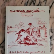 Libros antiguos: SANCHIS CORTÉS DIBUJOS, RAFAEL ALBERTI 1989. Lote 222456018