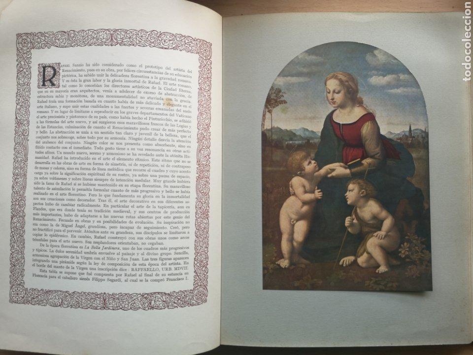 Libros antiguos: GALERÍAS DE EUROPA. MUSEO DEL LOUVRE. JOSÉ CAMON AZNAR. LABOR 1935. - Foto 4 - 221946432