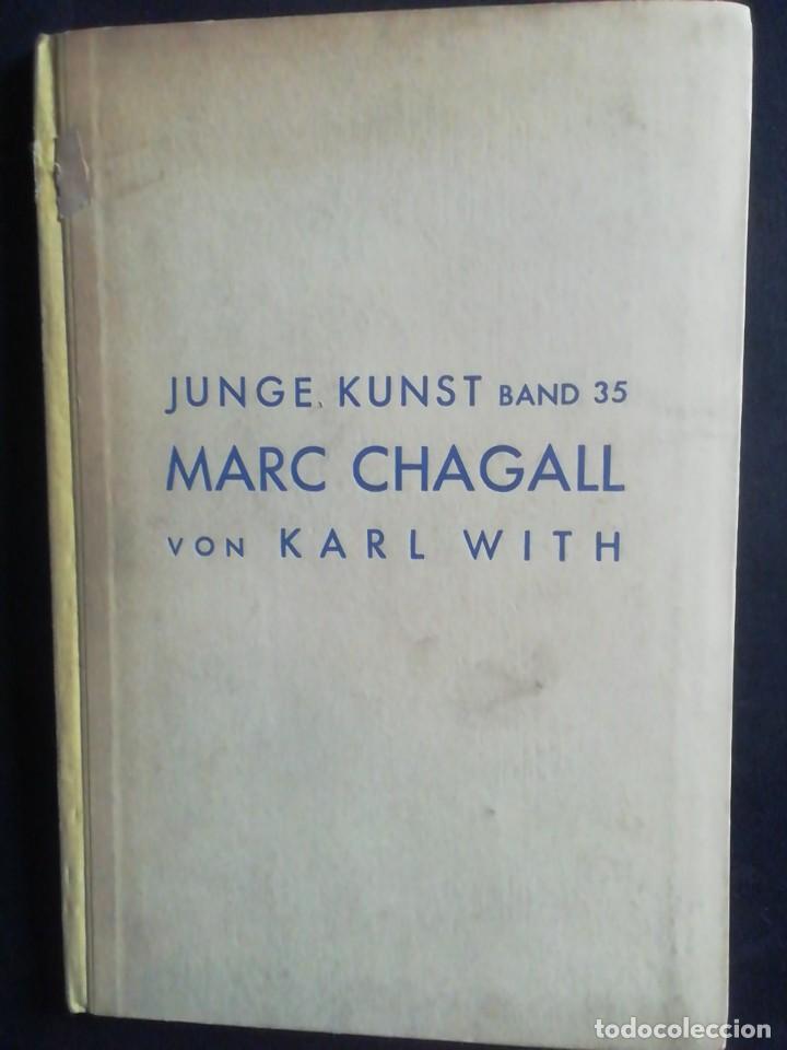 MARC CHAGALL. KARL WITH. LEIPZIG. 1923. CON 52 LÁMINAS. (Libros Antiguos, Raros y Curiosos - Bellas artes, ocio y coleccion - Pintura)