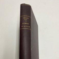 Libros antiguos: L-5765. LA SOCIEDAD EN ACCION, D. JUAN CORTADA. 1867.. Lote 224314168