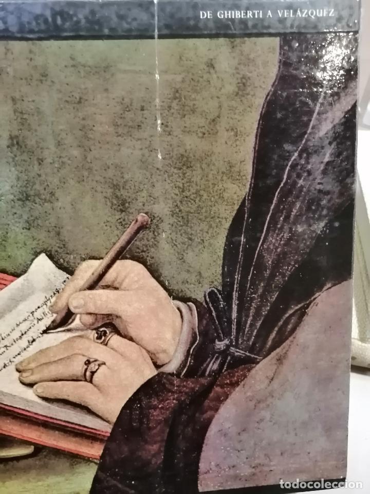 Libros antiguos: CARTAS DE GRANDES ARTISTAS. TOMO I DEGHIBERTI A VELÁSQUEZ Y II DE BLAKE A PICASSO. 1967 - Foto 4 - 226851495