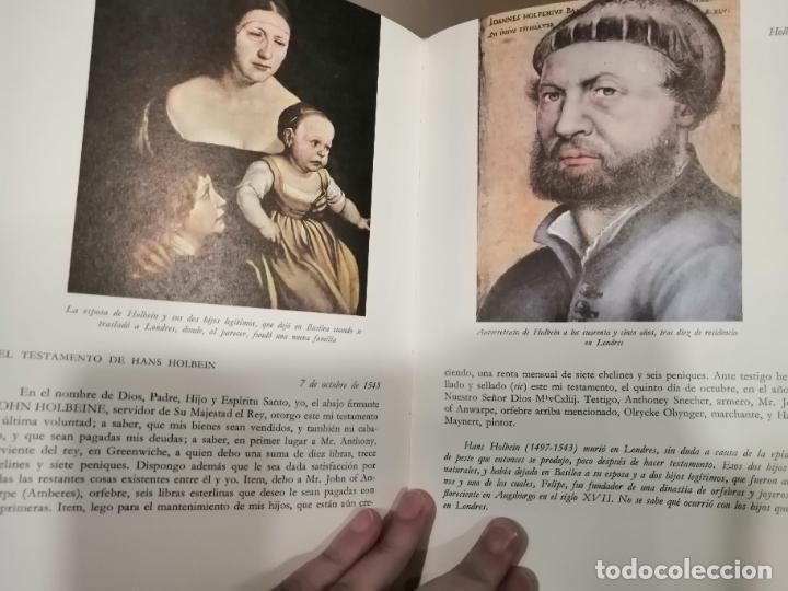 Libros antiguos: CARTAS DE GRANDES ARTISTAS. TOMO I DEGHIBERTI A VELÁSQUEZ Y II DE BLAKE A PICASSO. 1967 - Foto 11 - 226851495