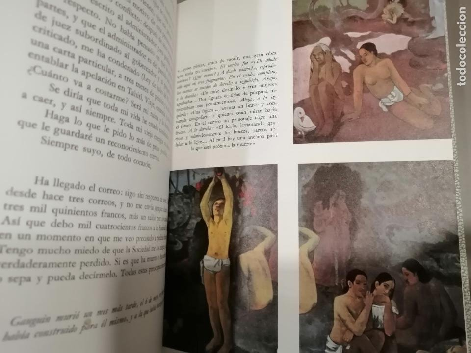 Libros antiguos: CARTAS DE GRANDES ARTISTAS. TOMO I DEGHIBERTI A VELÁSQUEZ Y II DE BLAKE A PICASSO. 1967 - Foto 15 - 226851495