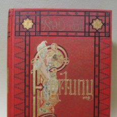 Libros antiguos: JOSÉ YXART. FORTUNY. NOTICIA BIOGRÁFICA CRÍTICA. BARCELONA 1881. Lote 227570660