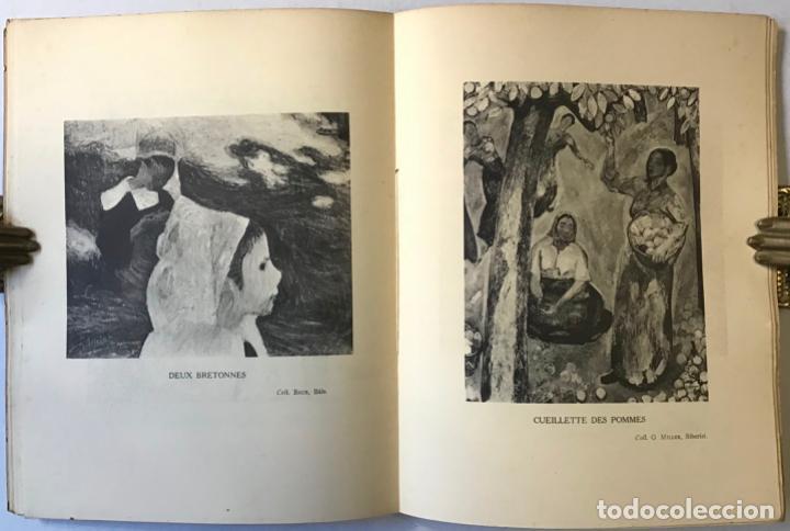 Libros antiguos: EXPOSITION CUNO AMIET. Ouverte du Ier au 18 Mars 1932. - [Catálogo.] - Foto 3 - 123264627