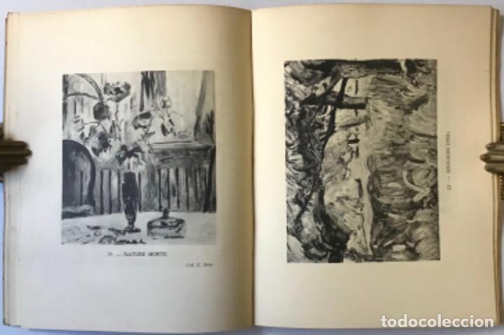 Libros antiguos: EXPOSITION CUNO AMIET. Ouverte du Ier au 18 Mars 1932. - [Catálogo.] - Foto 4 - 123264627
